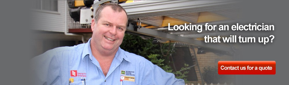 Brisbane electrical contractor - Tradesmen on Time