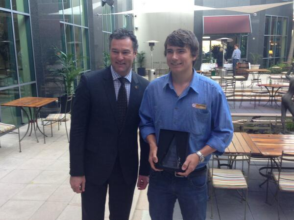 Dalton Pike - Australian Electrical Apprentice of the Year