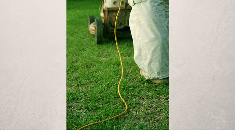 Electric Garden Tool Safety