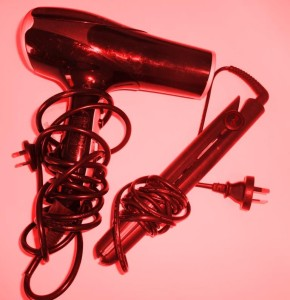 dangerous hairdryers
