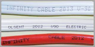 Inifinity Cable Recall