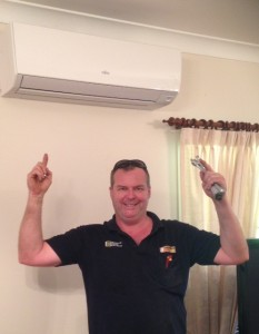 Brisbane air conditioning installation