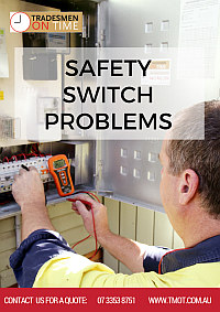 Safety Switch Problems