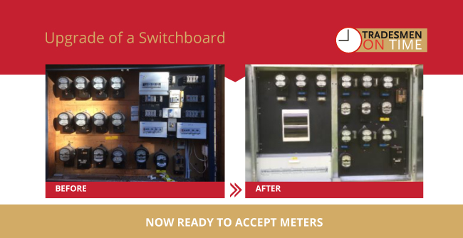Its time to upgrade your switchboard – here's why