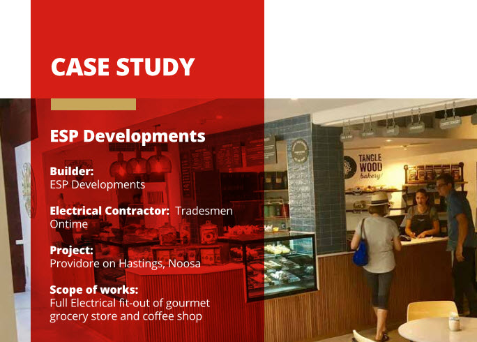 ESP Developments Case Study