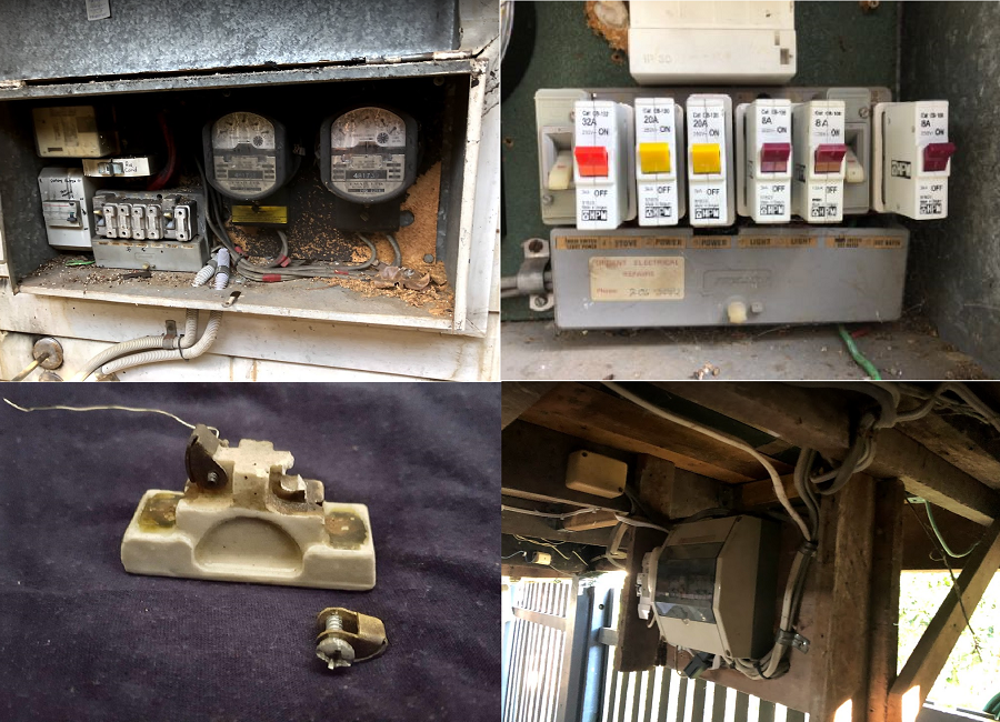 Public Service Announcement – Old Switchboards Can Be Deadly!