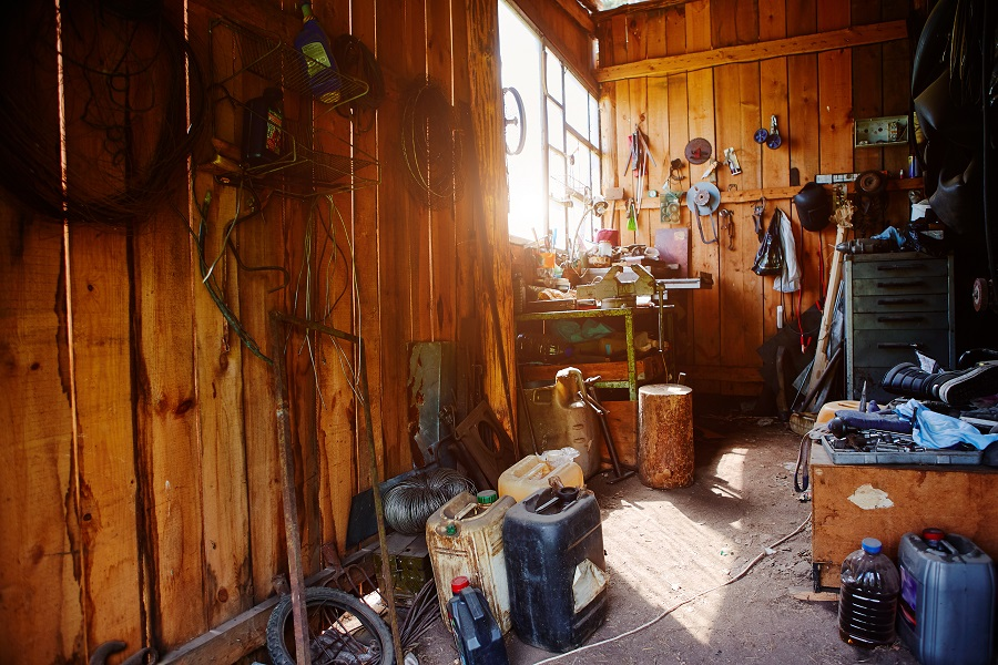 Shedding Light – What You Need To Know About Power In Your Shed