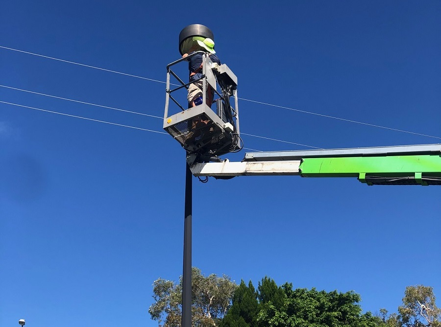 Commercial Lighting Electrician - installations and replacements brisbane